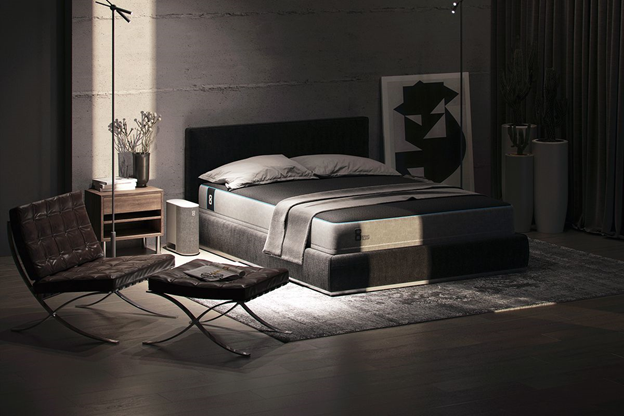 The Pod smart bed