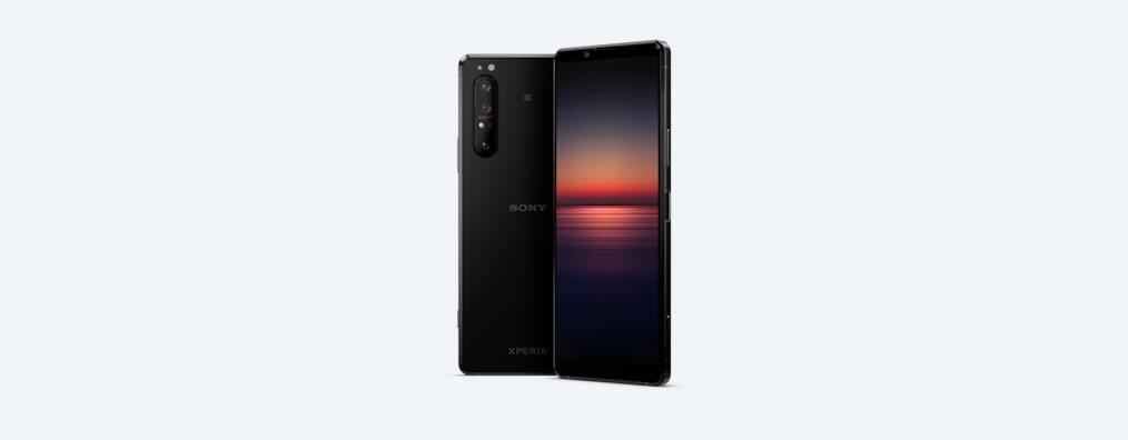 resenting the Sony Xperia 1 II, Sony's flagship 5G phone.